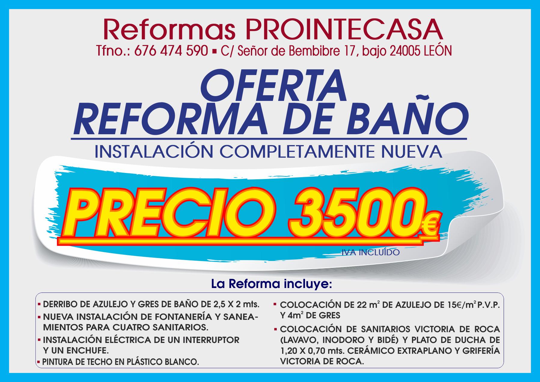 Oferta reforma de ba o - Oferta reforma bano ...